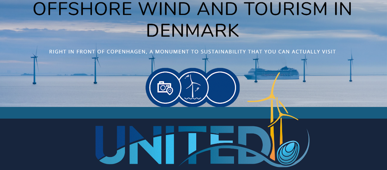 Touch the benefits of ocean multi-use with your own hands: join the open house day at the Middelgrunden wind farm!